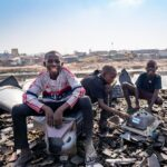 Children of Agbogbloshie: Malik, Adama and Twum