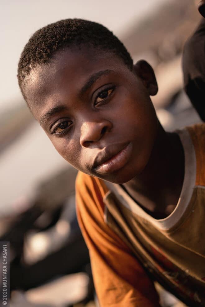Children of Agbogbloshie: Yaw