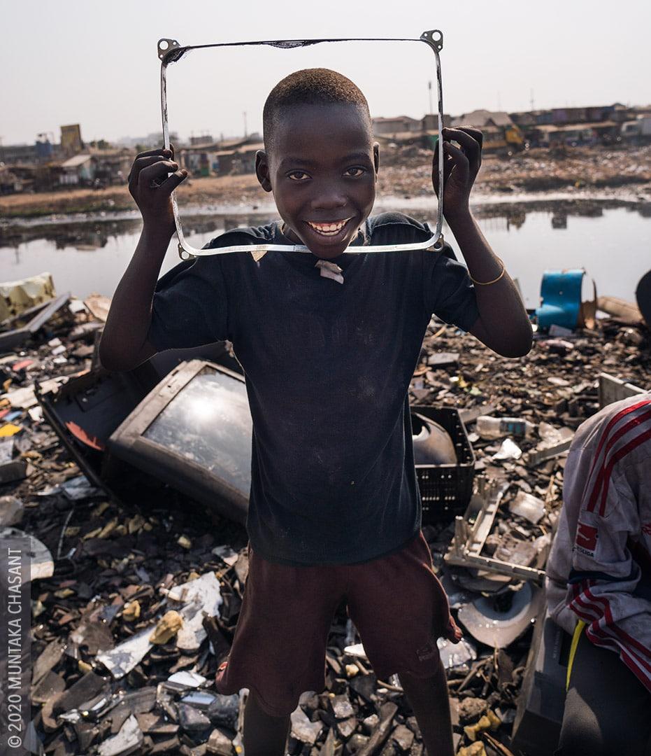 Children of Agbogbloshie: Twum