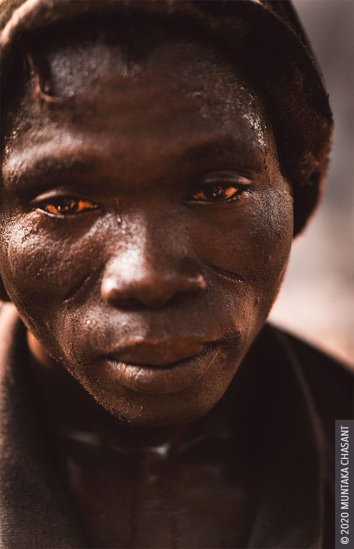 Sad Man Thinking Photo: Urban poor man thinking in Accra, Ghana. © 2020 Muntaka Chasant