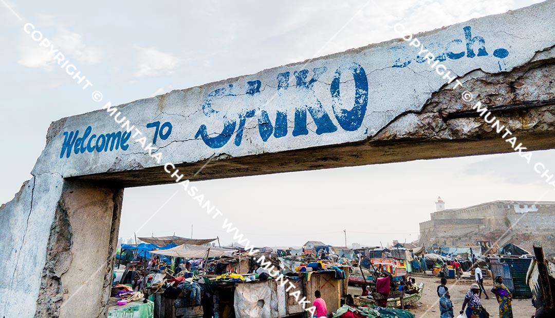 Saiko Fishing: The 'saiko' phenomenon is destroying livelihoods and threatening food security among canoe fishers in Ghana. Copyright © 2020 Muntaka Chasant