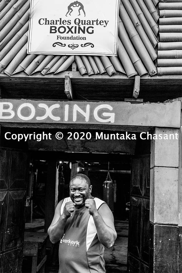 Charles Quartey. Copyright © 2020 Muntaka Chasant