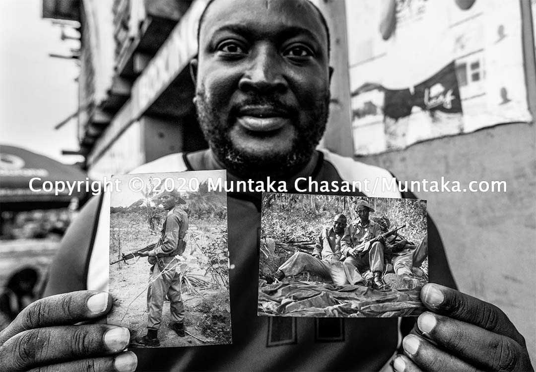 Charles Quartey, 45 years, is a Ghanaian former amateur boxer. He was also in the Ghana military from 1995 to 2002. Copyright © 2020 Muntaka Chasant