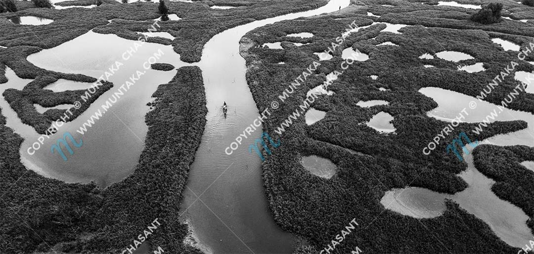Mavic air 2 landscape photography. Copyright © 2020 Muntaka Chasant