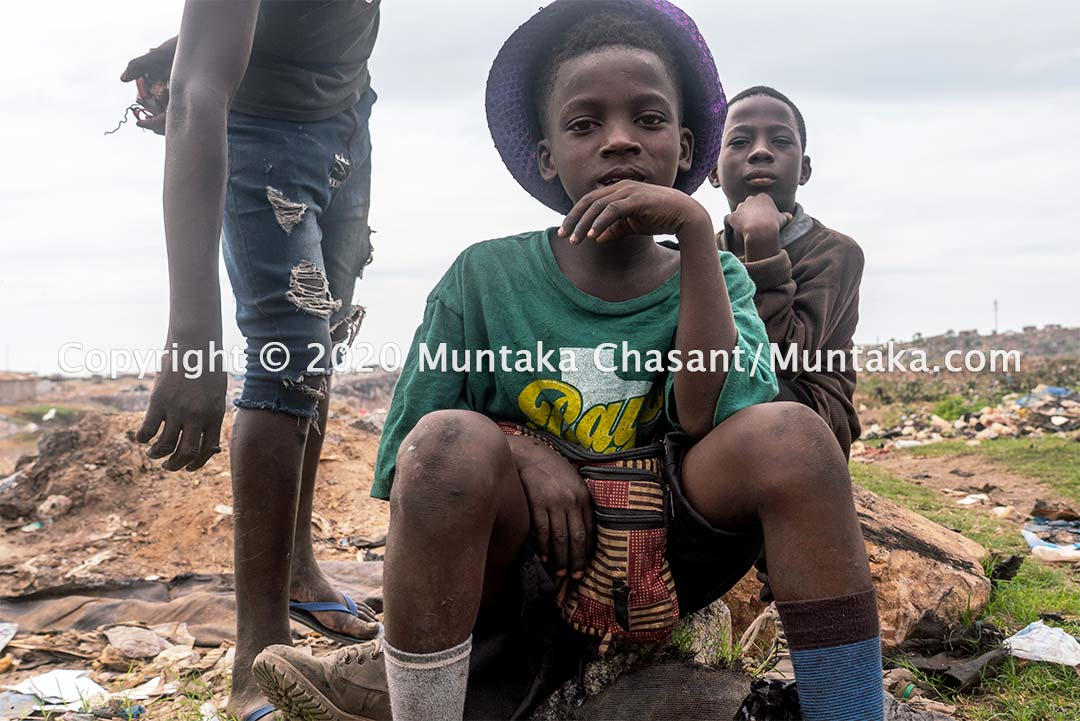 Youth poverty in Africa: More than 300 million children in Africa will be living in extreme poverty by 2030. Copyright © 2020 Muntaka Chasant