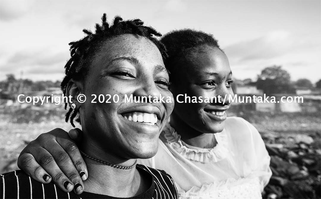 Migrant sex workers in Accra, Ghana. Copyright © 2020 Muntaka Chasant