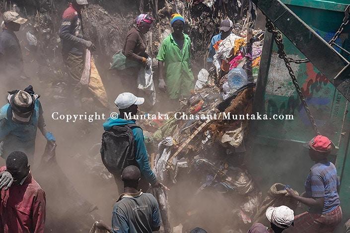 Africa's Urban Poor: Dandora, Kenya