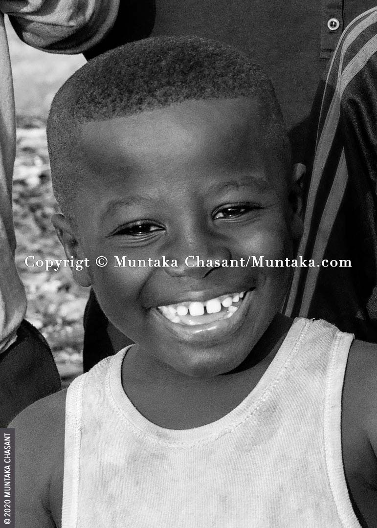 Portrait of urban miner Akufo-Addo: Born Twum Barimah, this 8-year-old boy engaged in hazardous child labour is nicknamed after Ghana's current President. © 2020 Muntaka Chasant