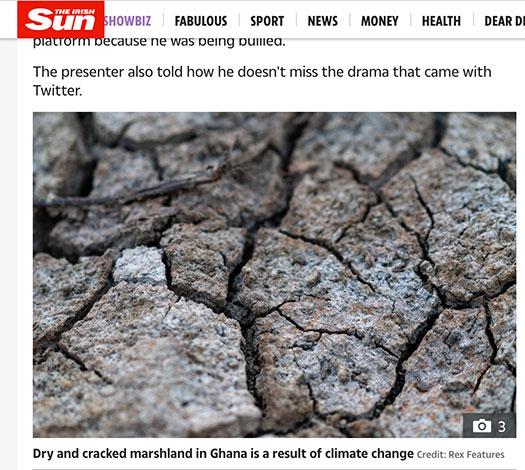 2021 Tearsheets: The Irish Sun