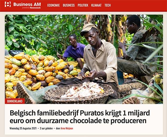 Business AM Belgium