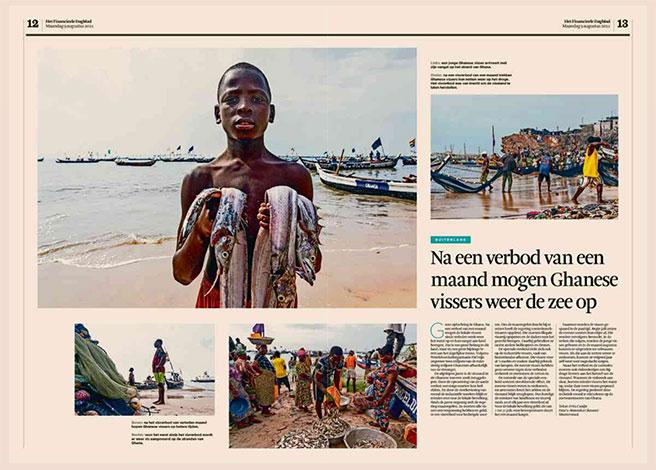 2021 Tearsheets: Het Financieele Dagblad