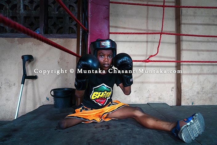 Ongoing Project: A Boxing Ethnography